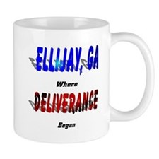 Ellijay Georgia - Where Deliv Mug