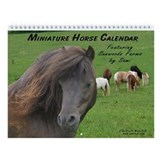 Sami's Miniature Horse Wall Calendar