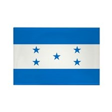 Flag of Honduras Rectangle Magnet (10 pack)