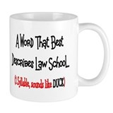 Lawyers Small Mug