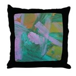 Tuscan Garden Throw Pillow