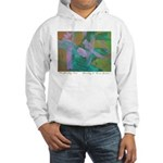 Tuscan Garden Hooded Sweatshirt