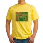 Tuscan Garden Yellow T-Shirt