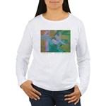 Tuscan Garden Women's Long Sleeve T-Shirt
