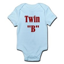 Twin B Infant Bodysuit