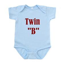 Twin B Infant Bodysuit