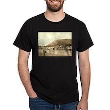 Vintage Motorcycle Half Miler T-Shirt