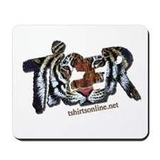 The Tiger Mousepad
