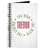 Trevor Man Myth Legend Journal
