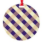 2012 - Sun Disk Ornament (Round)