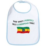 Perfect Ethiopian Gifts Bib