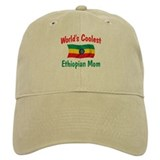 Coolest Ethiopian Mom Cap