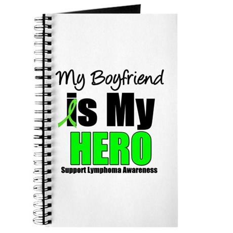 Lymphoma Hero (Boyfriend) Journal