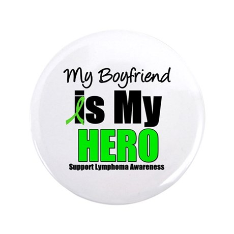 "Lymphoma Hero (Boyfriend) 3.5"" Button"