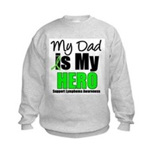 Lymphoma Hero (Dad) Sweatshirt
