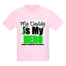 Lymphoma Hero (Daddy) T-Shirt