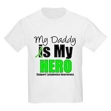 Lymphoma Hero (Daddy) T-Shirt