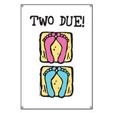 Two Due! Banner