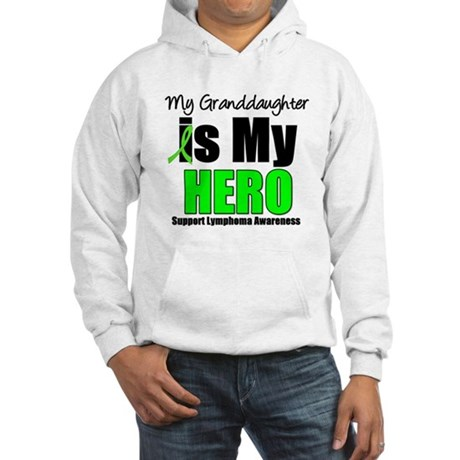 Lymphoma Hero (GD) Hooded Sweatshirt