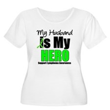 Lymphoma Hero (Husband) T-Shirt