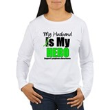 Lymphoma Hero (Husband) T-Shirt