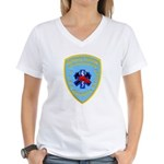 Sutter Creek Fire Women's V-Neck T-Shirt