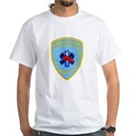 Sutter Creek Fire White T-Shirt