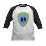 Sutter Creek Fire Kids Baseball Jersey