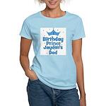 1st Birthday Prince Jayden's Women's Light T-Shirt