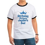 1st Birthday Prince Jayden's Ringer T