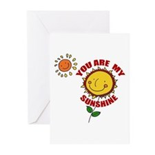 SunShine Greeting Cards (Pk of 10)