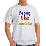 Kick Cancer's Ass ver2 T-Shirt
