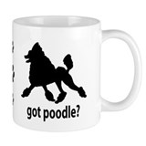 Got Poodle? Small Mugs