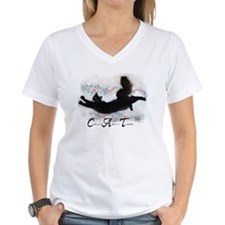 Cat Angel Shirt