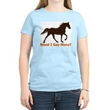 TWH, Need I Say More? Women's Pink T-Shirt