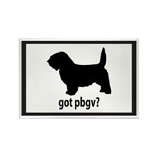 Got PBGV? Rectangle Magnet