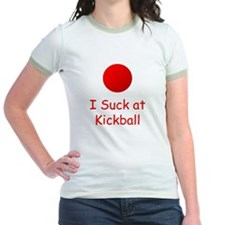 Cute Kickball game T