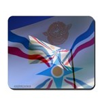 Assyrian Flag Mousepad