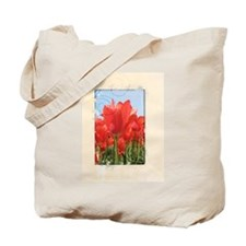 Tulip bulbs Tote Bag