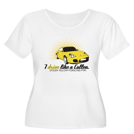 I drive like a Cullen - Alice Women's Plus Size Sc