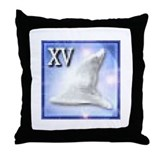 Istari Ranks Throw Pillow