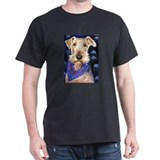 Cute Fine dog art T-Shirt