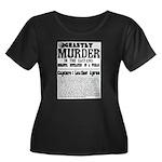 Jack The Ripper Women's Plus Size Scoop Neck Dark