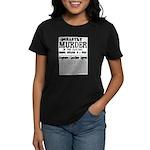 Jack The Ripper Women's Dark T-Shirt