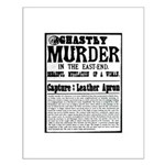 Jack The Ripper Small Poster
