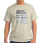 Jack The Ripper Light T-Shirt