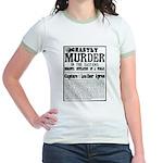 Jack The Ripper Jr. Ringer T-Shirt