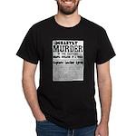 Jack The Ripper Dark T-Shirt