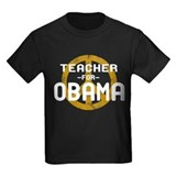 Teacher for Obama T
