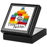 Future Architect Keepsake Box